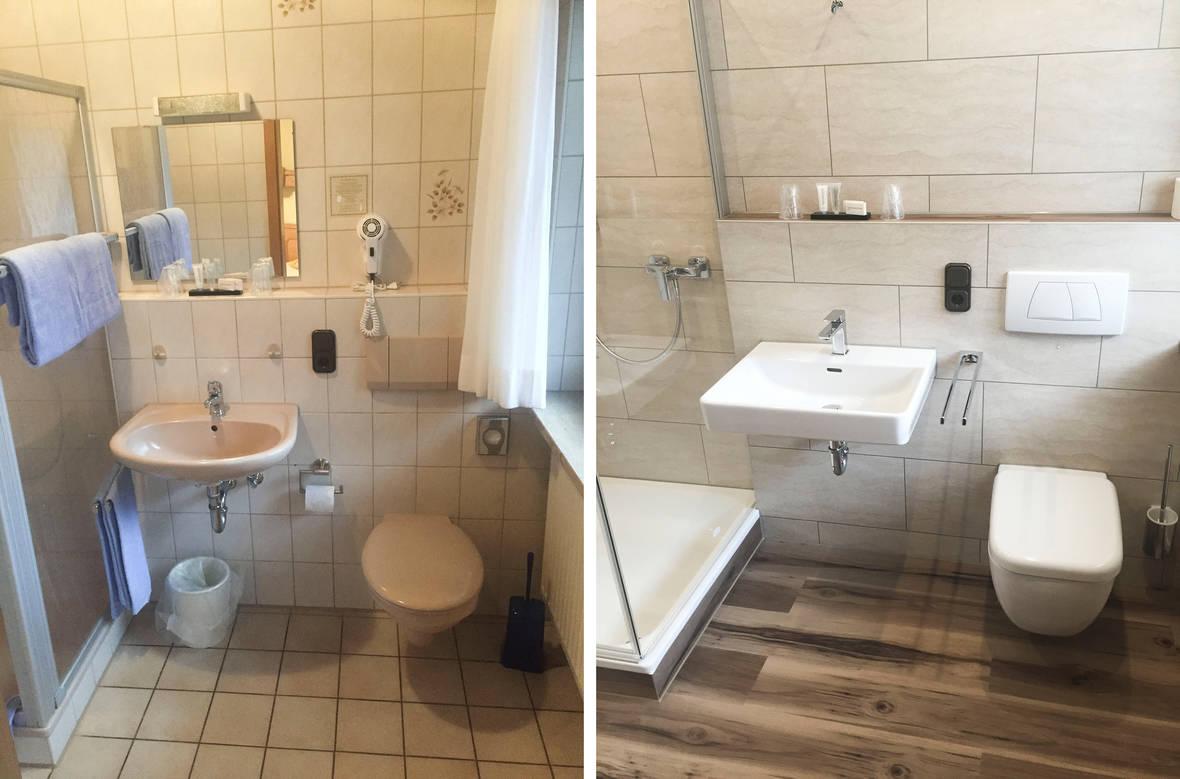 badsanierung schnell sauber und leise erledigt project. Black Bedroom Furniture Sets. Home Design Ideas