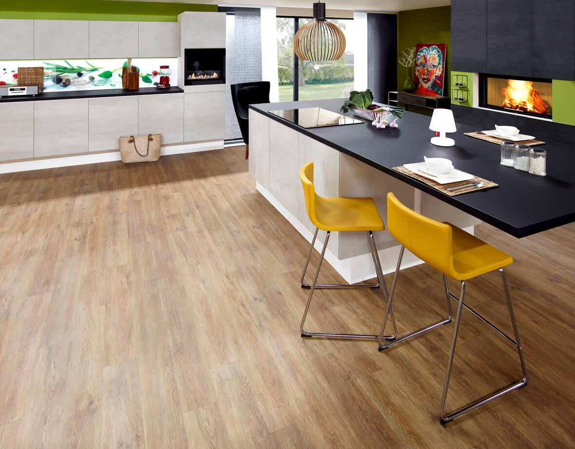 Wohnbereich Project Floors Gmbh